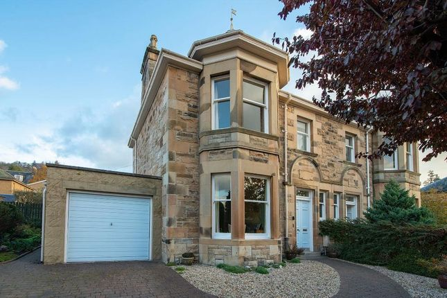 Thumbnail Semi-detached house for sale in Keir Street, Bridge Of Allan, Stirling, Scotland