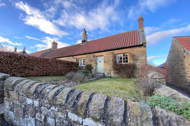 Thumbnail Cottage for sale in Newton-On-The-Moor, Morpeth