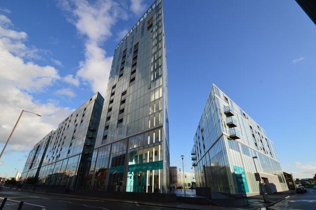 Thumbnail Flat to rent in Vertex Tower, Little Thames Walk, Greenwich