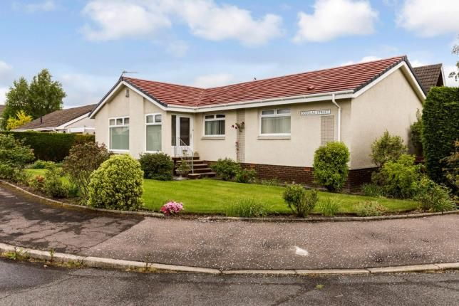 Thumbnail Bungalow for sale in Douglas Street, Overtown, Wishaw