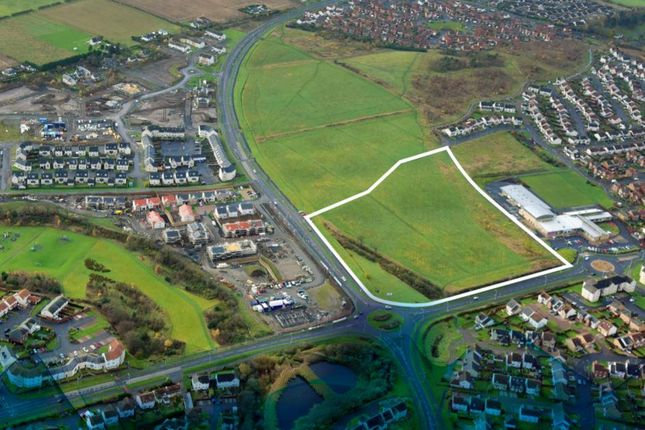 Thumbnail Land for sale in Dover Heights, Dunfermline