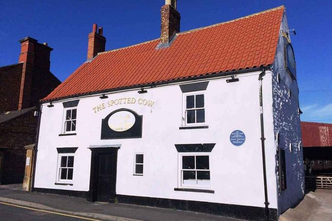 Thumbnail Pub/bar to let in Cattle Market, Malton