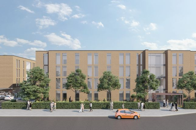 Thumbnail Flat for sale in The Villa's, South Wolfe Street, Stoke-On-Trent