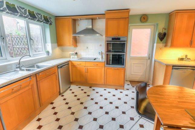 Dining Kitchen of Drummond Way, Macclesfield SK10