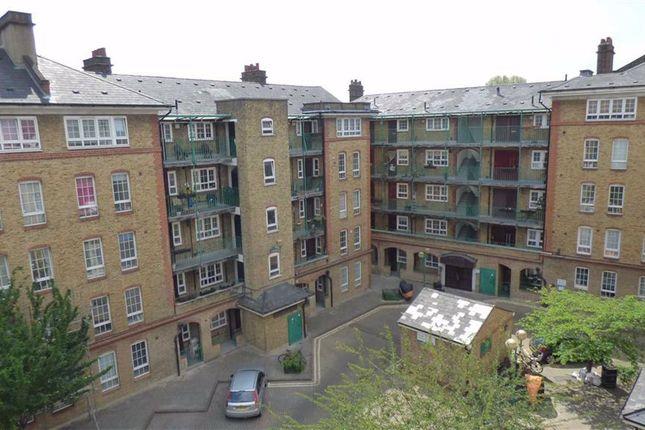 Thumbnail Flat for sale in Sandwich House, Swan Street, London