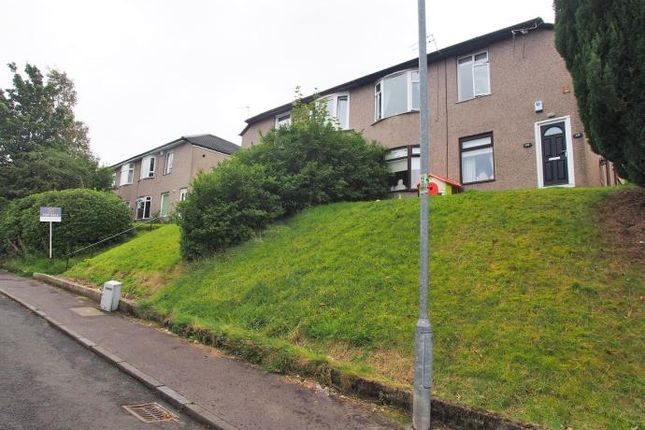 Thumbnail Flat to rent in Montford Avenue, Glasgow