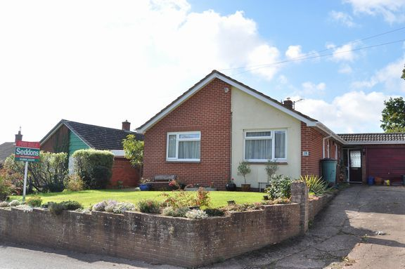 Thumbnail Detached bungalow for sale in Coach Road, Silverton, Exeter