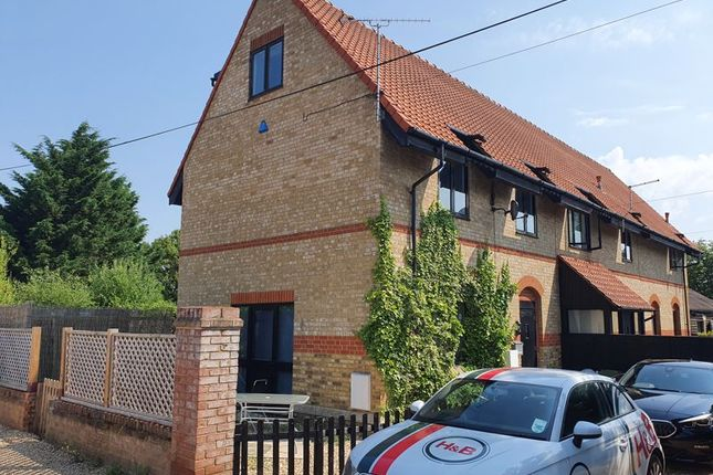 Thumbnail Terraced house to rent in Moor Hall Road, Harlow