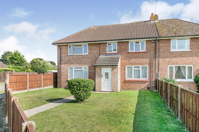 3 bed semi-detached house for sale in Mill Lane, Trimley St. Martin, Felixstowe IP11