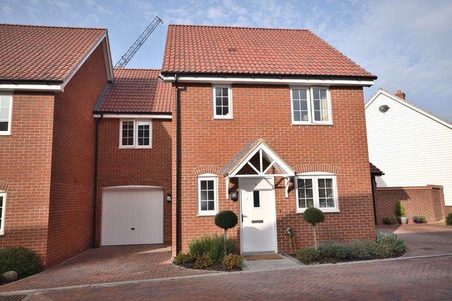 Thumbnail Property for sale in Andrews Close, Saffron Walden