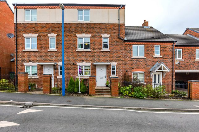 Thumbnail Town house for sale in Kinsey Road, Smethwick