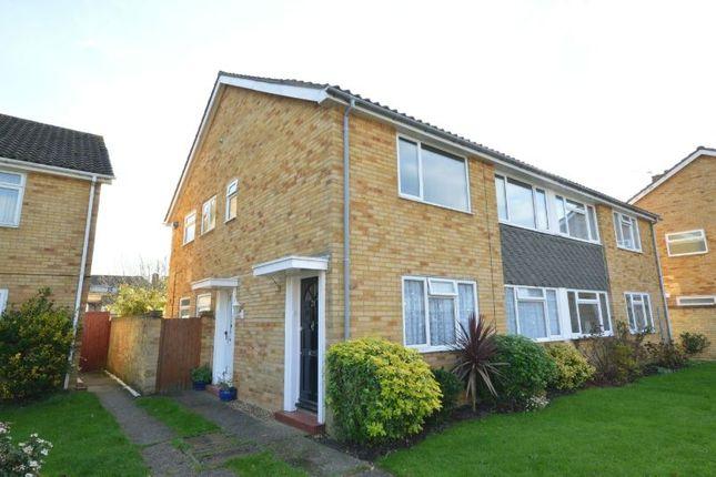 Thumbnail Maisonette to rent in Hartford Road, West Ewell, Epsom