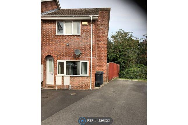 2 bed semi-detached house to rent in Collingbourne Close, Trowbridge BA14