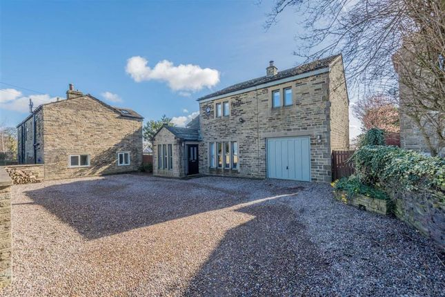 Thumbnail Detached house for sale in Tong Lane, Tong Village, Bradford, West Yorkshire