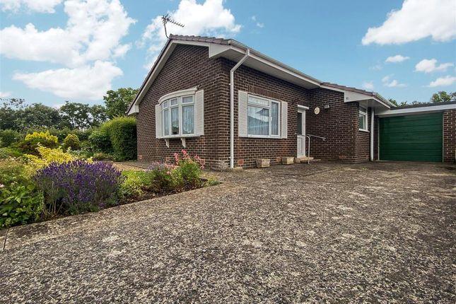 Thumbnail Detached bungalow for sale in Cleave Park, Fremington, Barnstaple