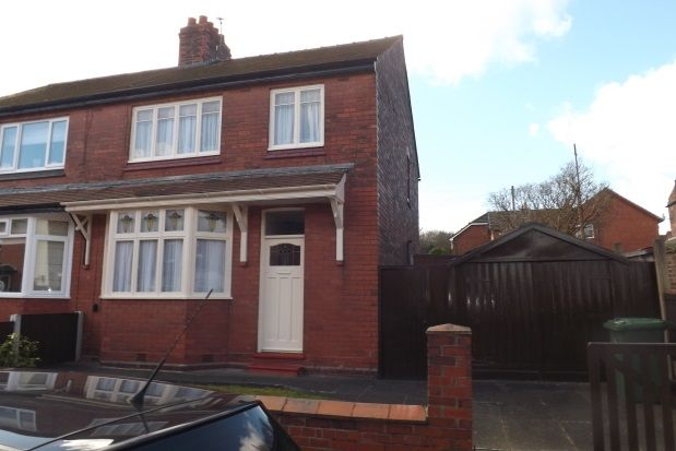 Thumbnail Semi-detached house to rent in Morley Road, Runcorn