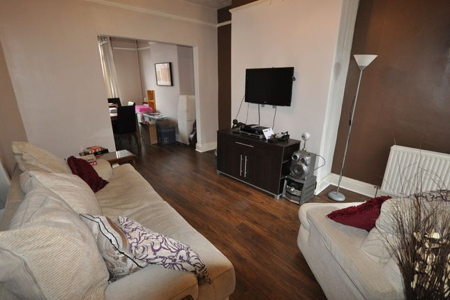 Thumbnail Terraced house to rent in Redruth Street, Rusholme, Manchester