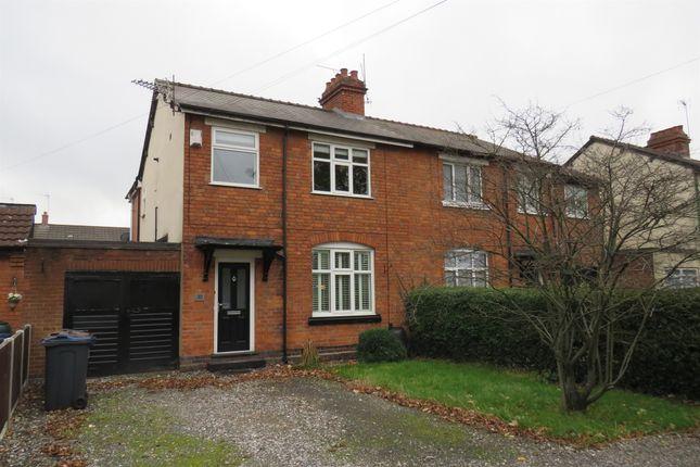 Semi-detached house in  Monyhull Hall Road  Kings Norton  Birmingham  Birmingham