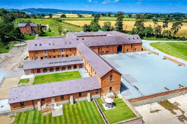 Thumbnail Terraced house for sale in Nantcribba Barns, Forden, Welshpool, Powys