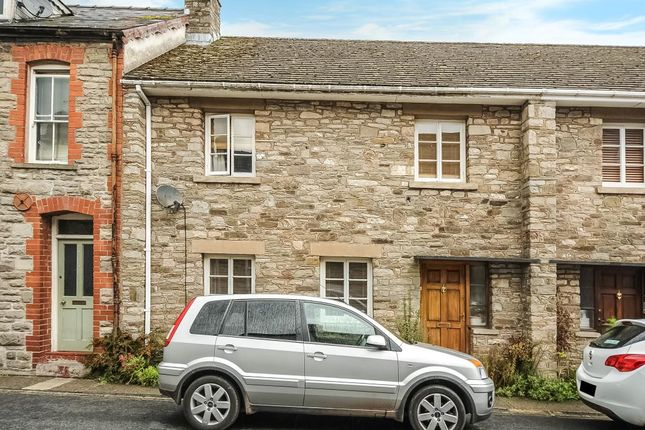 Thumbnail Terraced house for sale in Hay On Wye, Herefordshire