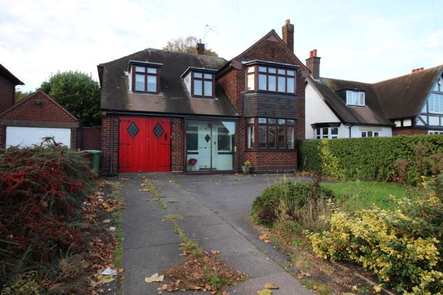 Thumbnail Detached house for sale in Bilston Road, Willenhall