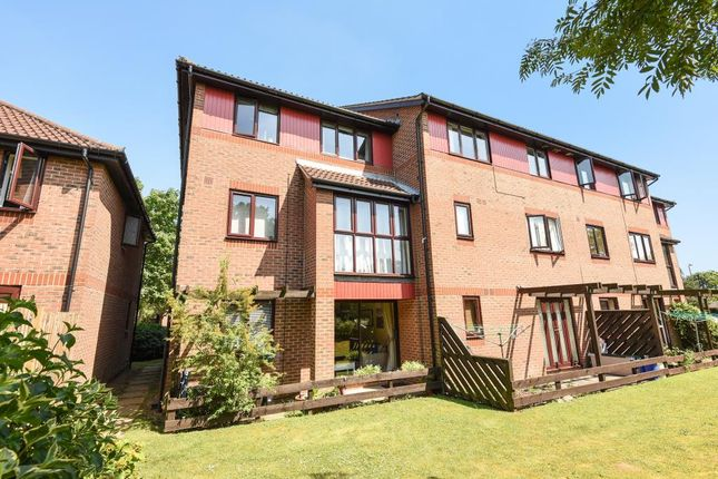 Thumbnail Flat for sale in Cullerne Close, North Abingdon