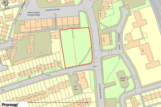 Land for sale in Land At, Holt Road, Birkenhead, Wirral, England