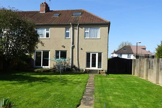 Thumbnail End terrace house for sale in Kingsholm Road, Southmead, Bristol