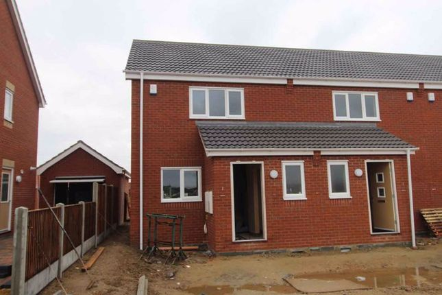 Front of Caraway Drive, Bradwell, Great Yarmouth NR31