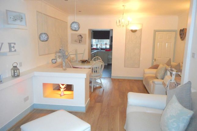 Thumbnail Terraced house to rent in Forge Street, Pentre