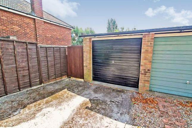 Garage of Kenrick Road, Mapperley NG3