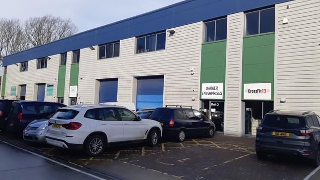 Thumbnail Light industrial to let in Unit 3 Chancerygate Business Centre, Tallon Road, Hutton, Brentwood, Essex