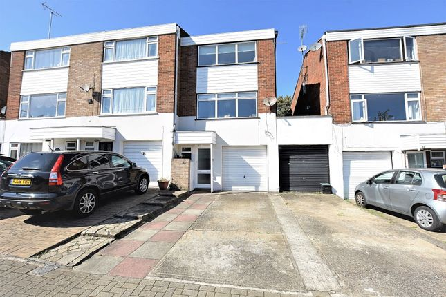 Thumbnail 4 bed town house for sale in Borkwood Park, Orpington