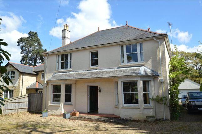 Thumbnail Detached house for sale in Reading Road, Finchampstead, Berkshire