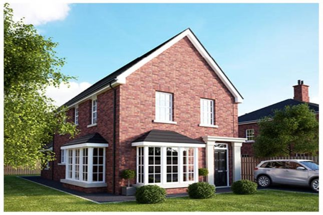 Thumbnail Detached house for sale in Old Church Heights, Derriaghy Road, Lisburn
