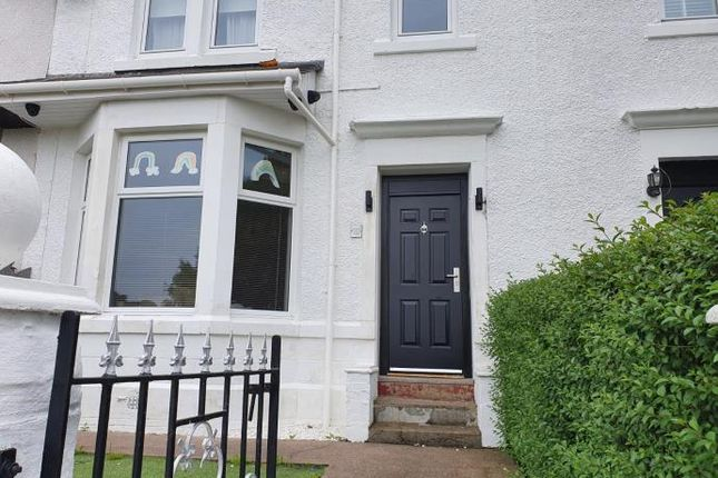 Thumbnail Terraced house to rent in Loskin Drive, Glasgow