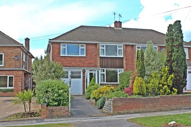 Thumbnail Semi-detached house for sale in Baginton Road, Styvechale, Coventry
