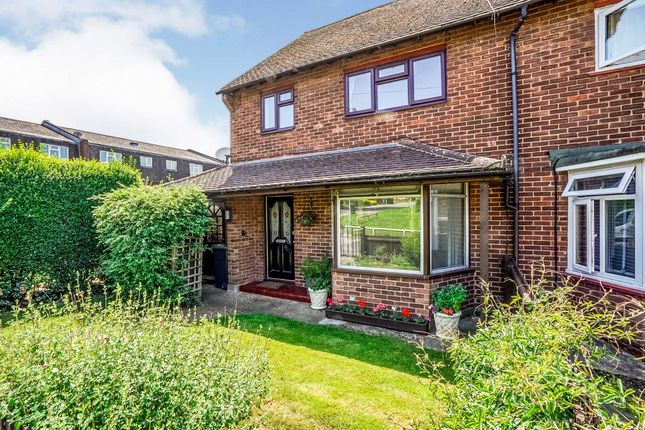 Thumbnail Semi-detached house for sale in The Garth, Abbots Langley