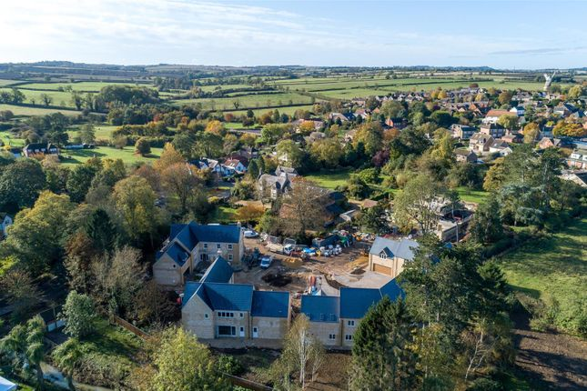 Aerial To Use of The Hollies, Main Street, Whissendine LE15