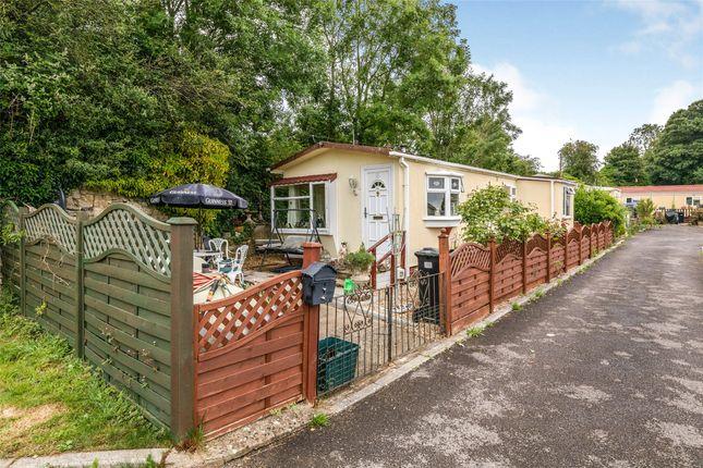 Thumbnail Detached house for sale in Crossways Park, Fosseway, Dunkerton, Bath