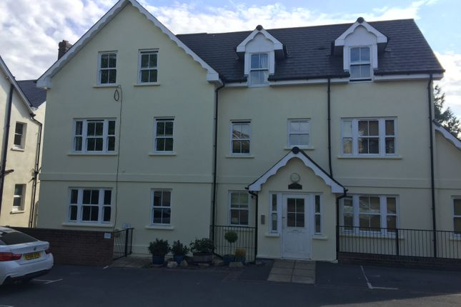 Thumbnail Flat to rent in Wentworth Court, New Town, Uckfield