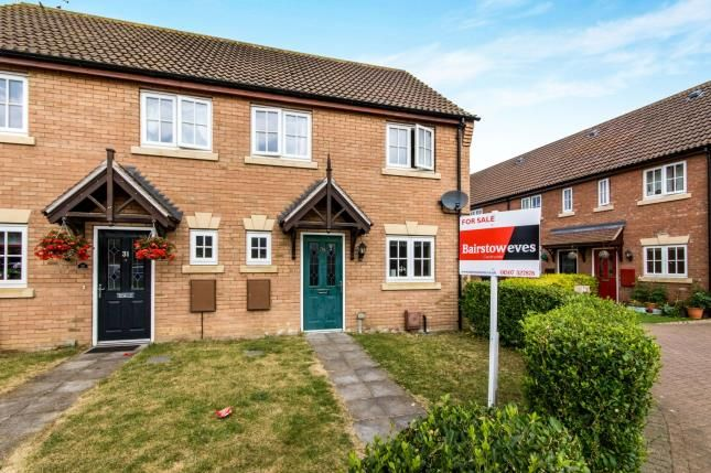Thumbnail Semi-detached house for sale in Kings Manor, Coningsby, Lincoln, Lincolnshire