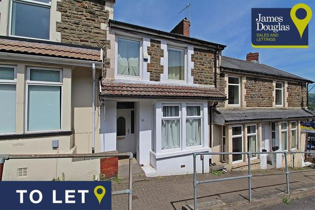 Thumbnail Terraced house to rent in St Michaels Avenue, Treforest, Pontypridd, Rhondda Cynon Taff