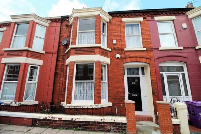 Thumbnail Terraced house for sale in Kenmare Road, Liverpool, Merseyside
