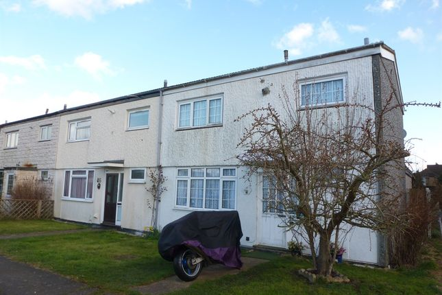 Thumbnail End terrace house for sale in Hanbury Close, Taplow, Maidenhead