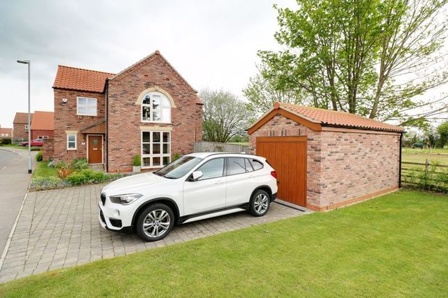 4 bed detached house for sale in Brocklesby Ox Park Homes, Bridge Street, Brigg DN20