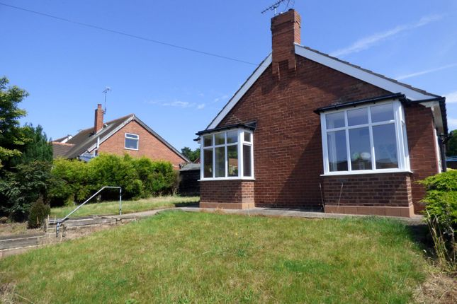 Thumbnail Bungalow to rent in Butt Lane, Mansfield Woodhouse, Mansfield