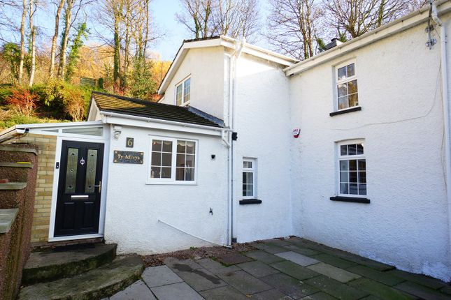 Thumbnail Cottage for sale in Darran Road, Risca, Newport