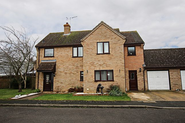 Thumbnail Detached house for sale in Hall Street, Soham