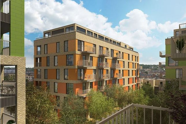 Thumbnail Flat for sale in Precision At Greenwich, Greenwich